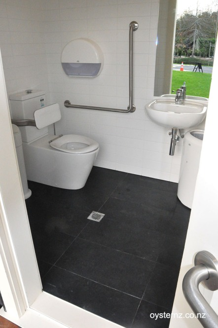 The Restaurant Accessible Toilet
