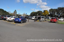 Mobility Parks from Entrance