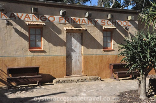 Themed African Primary School