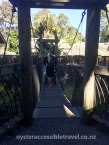 Over the Swing Bridge